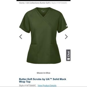 Butter-Soft Women's Scrub Set - New without Tags